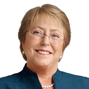 Michelle Bachelet - Alumni-Portrait