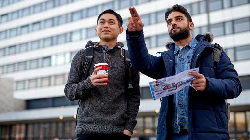 Tu Berlin Flüchtlinge