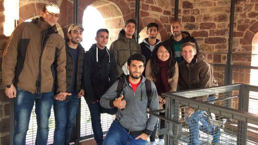Welcome Buddy Programm der Universität HeidelbergWelcome