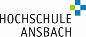 Logo: Hochschule für angewandte Wissenschaften Ansbach