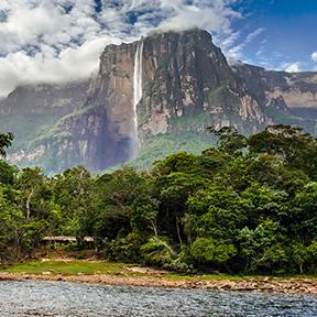 Salto Ángel, Canaima-Nationalpark