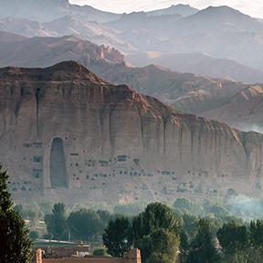 Berge in Afghanistan
