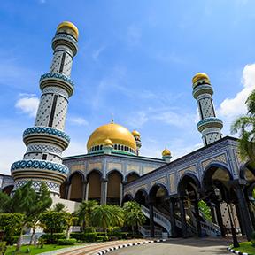 Jame'asr Hassanil Bolkiah Moschee
