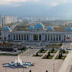 Ashgabad Stadt