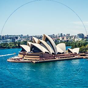 Ansicht Sydney