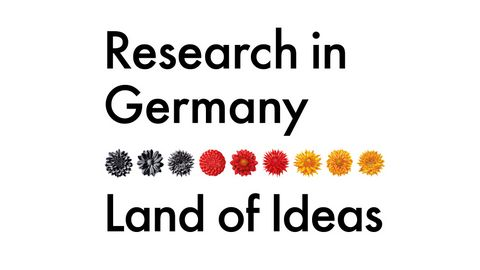 Logo: Research in Germany - Link will open in new window.