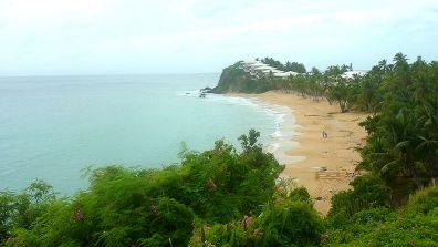 Bild eines Strands - Antigua und Barbuda