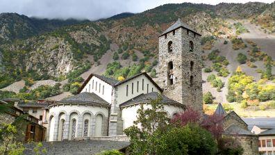 Turm in Andorra - Andorra