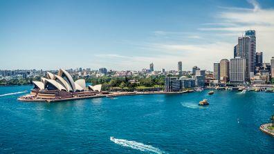 Ansicht Sydney - Australien