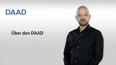"Text ""Über den DAAD"""